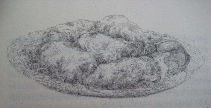 cabbage rolls, 2/11