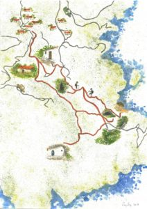 trails of Ithaca island -in collaboration with the Paths of Greece, 7/7