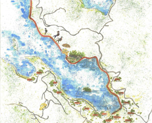 trails of Ithaca island -in collaboration with the Paths of Greece, 5/7