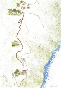 trails of Ithaca island -in collaboration with the Paths of Greece, 4/7
